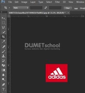 Cara Memotong Foto dengan Crop Tool di Adobe Photoshop