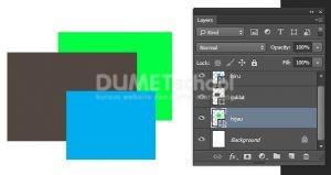 Cara dan Fungsi Penggunaan Layer di Adobe Photoshop