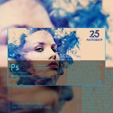 Mengenal Bagian Tampilan Lembar Kerja Adobe Photoshop CC2015