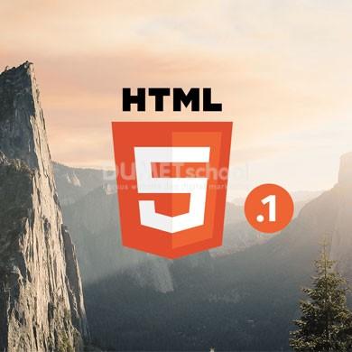 5 Fitur Baru HTML 5.1 dan Cara Menggunakan nya