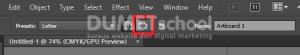 Cara Mengubah Artboard Orientasi di Adobe Illustrator