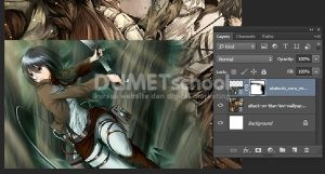 Cara Menggunakan Layer Mask di Adobe Photoshop