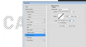Memberikan Warna Pattern pada Text di Adobe Photoshop