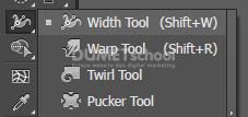Cara Menggunakan Widht Tool di Adobe Illustrator