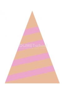 Cara Membuat Stiker Topi Ulang Tahun