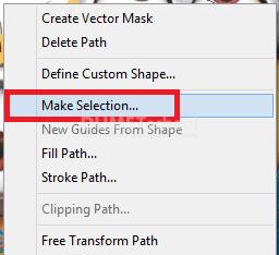 Cara Crop Gambar Menyesuaikan Bentuk di Photoshop