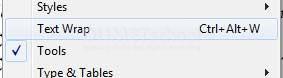 Mengatur Text Wrap di Adobe Indesign