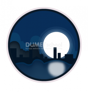 Cara Membuat Logo Midnight City di Illustrator