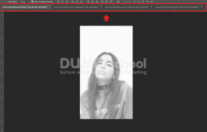 Cara Pecah Warna di Adobe Photoshop