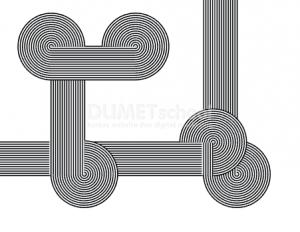 Cara Membuat Gaya Retro Garis Geometrik di Illustrator