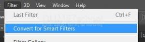 Cara Menggunakan Smart Filter di Adobe Photoshop