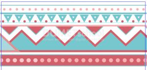 Cara Membuat Pattern Tribal di Illustrator