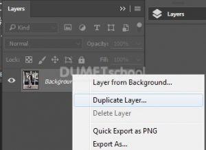 Mengatur Cahaya Foto dengan Auto Contrast di Adobe Photoshop