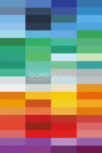 Mengetahui Warna Flat Dalam Design