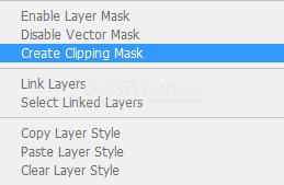 Memasukan Gambar Pada Shape Menggunakan Clipping Mask