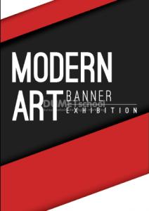Membuat Banner Simpel di Illusrtrator