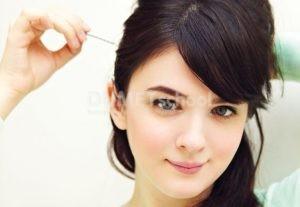 vCara merubah mata belo menjadi sipit di adobe photoshop