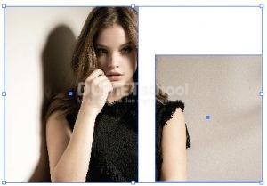 Memasukkan Foto dari Dua Kotak atau Lebih di Illustrator