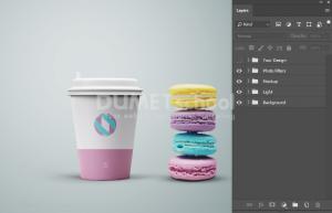 Cara Memasukan Desain Gambar ke Dalam Mockup