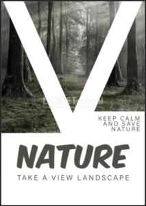 Membuat Poster Nature di Photoshop Part 2
