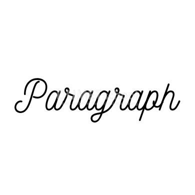 mengenal beberapa jenis paragraf di illustrator
