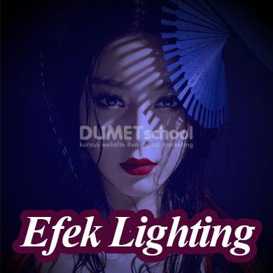 Membuat Efek Lighting Pada Foto di Photoshop