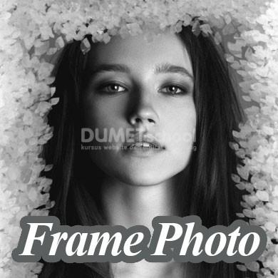 Membuat Frame Photo Sederhana di Photoshop