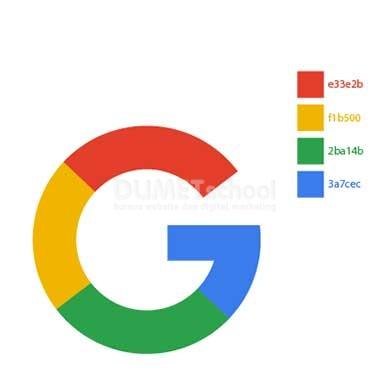 Membuat Logo Google di Adobe Illustrator