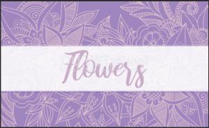 Membuat Kartu Nama Flowers di Photoshop