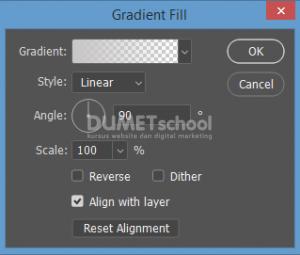 Cara Membuat Efek Teks Yang Mudah dalam Adobe Photoshop