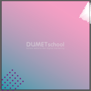 Membuat Background Style Geometris di Illustrator