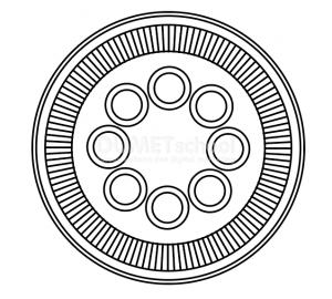 Membuat Desain Mandala di Adobe Illustrator