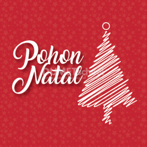 Membuat Pohon Natal di Adobe Illustrator