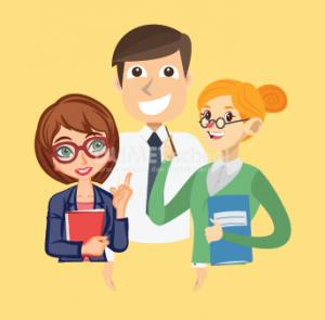 Membuat Poster Hari Guru di Illustrator