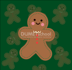 Membuat Pattern Cookies di Adobe Illustrator