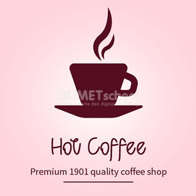 Cara Membuat Poster Kopi di Adobe Illustrator