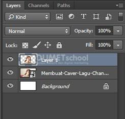Membuat Caver Lagu Chanel Youtube di Adobe Photoshop