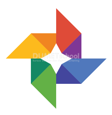 Membuat-Logo-Google-Foto-di-Adobe-Illustrator