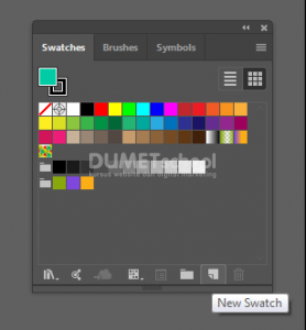Perbedaan Swatches dan Color Picker di Adobe Illustrator