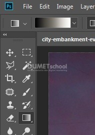 Membuat Teks Bercahaya di Adobe Photoshop
