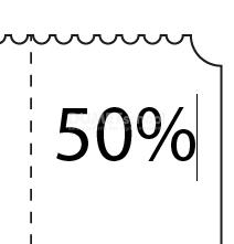 Membuat Desain Kupon Belanja di Adobe Illustrator