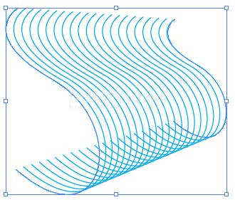 Mengatur Blend Option di Adobe Illustrator