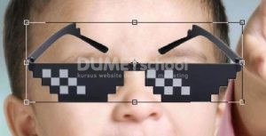 Memberikan Kaca Mata Thug Life pada Foto di Adobe Photoshop