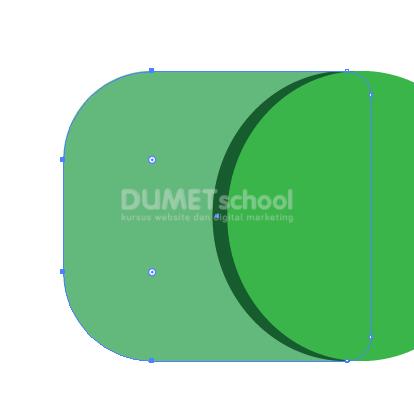 Membuat Bedug Vektor di Adobe Illustrator