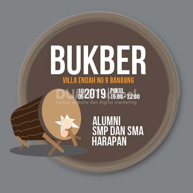 Membuat Poster Bukber di Adobe Illustrator
