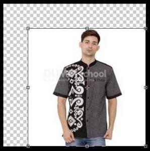 Mengedit Foto Jualan Baju Online di Adobe Photoshop