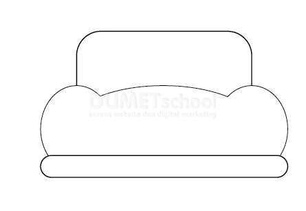 Membuat Flat Design Mobil kuning di Adobe Illustrator