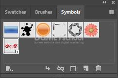 Cara Membuat Simbol dari Gambar JPEG di Adobe Illustrator
