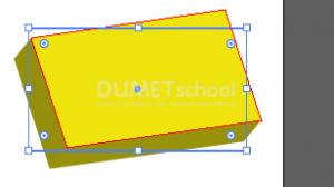 Cara memasukkan gambar ke dalam 3D di Adobe Illustrator