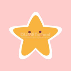Cara Membuat Stiker Bintang di Illustrator